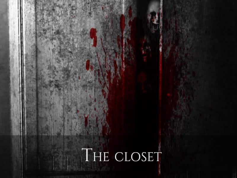 Juegos satánicos: el closet