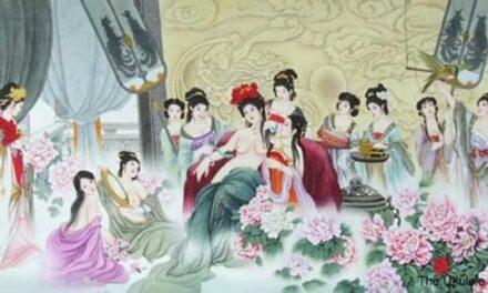 La dura vida de las concubinas de la dinastía Ming