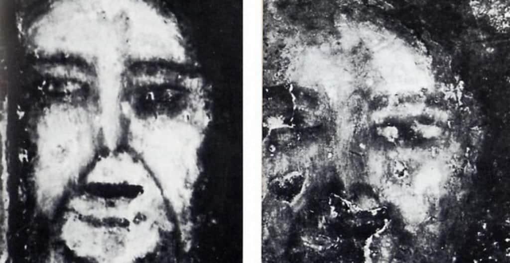 aparición de rostros