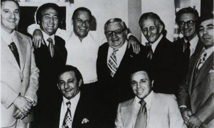 El lado oscuro de Frank Sinatra, cantante de la mafia