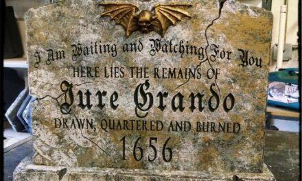 Jure Grando, un nuevo hallazgo entre los vampiros