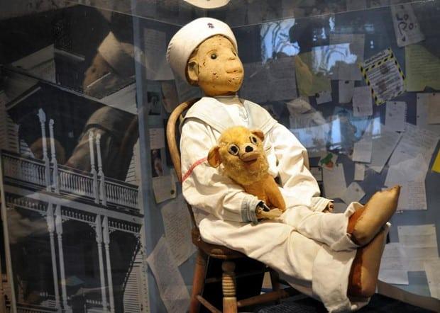 La verdadera historia de Chucky, el muñeco diabólico