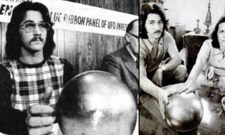 La Esfera Betz ¿Un artefacto alienígena?