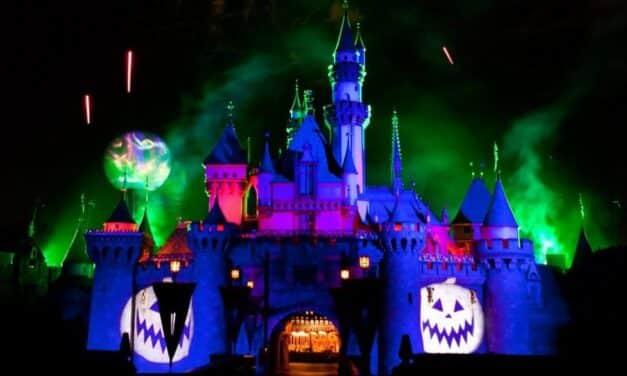 El rostro paranormal de Disneyland