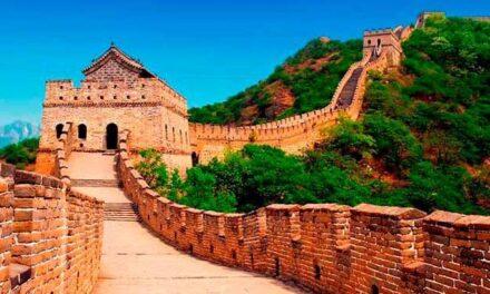 Conoce los secretos detrás de la Gran Muralla China