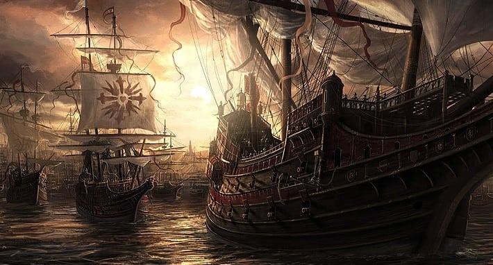 Los piratas más famosos de la historia