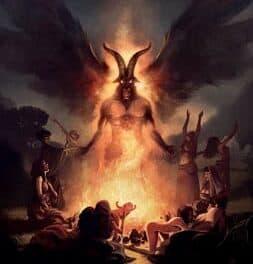El libertinaje de Walpurgis: La noche de las brujas