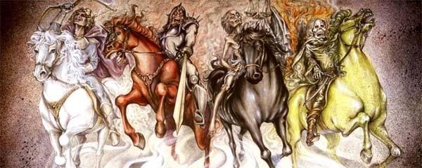 La Verdad sobre los 4 jinetes del Apocalipsis