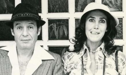 La historia de amor entre Chespirito y Florinda