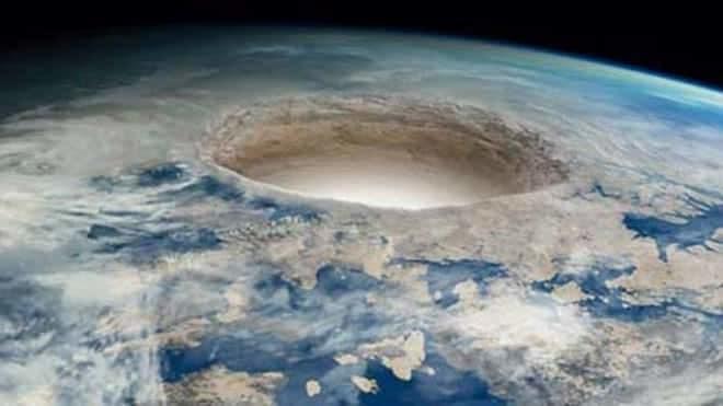La teoría de la Tierra Hueca