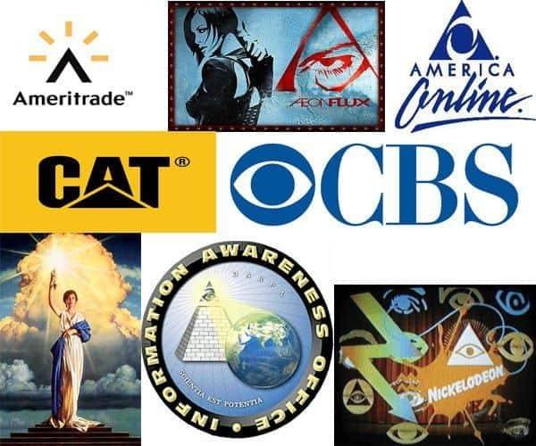 logos de empresas illuminati