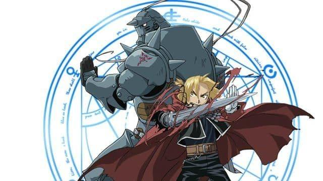 Fullmetal Alchemist y la piedra filosofal
