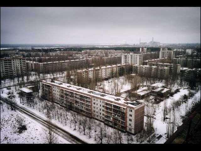 CHERNÓBIL: LOS FENÓMENOS PARANORMALES EN PRIPYAT