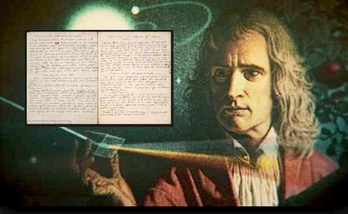 Newton y la alquimia