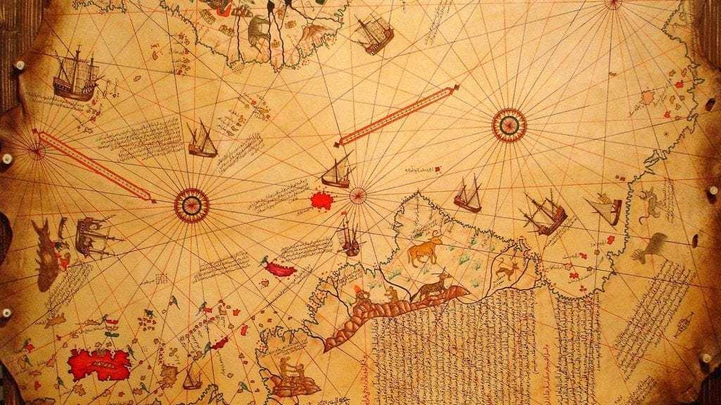 Mapas de los viajes