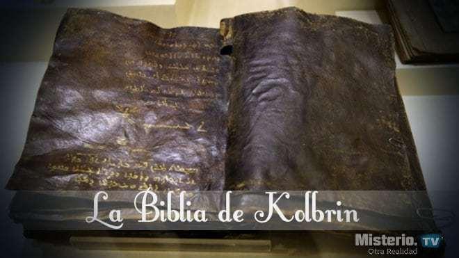 LA BIBLIA KOLBRIN: LA PROFECÍA MÁS ATERRADORA DEL MUNDO