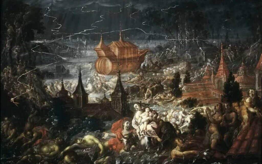 EL GRAN DILUVIO EN OTRAS CULTURAS Y LA VERDADERA ARCA DE NOÉ