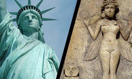 La estatua de la libertad ¿Creación Illuminati?