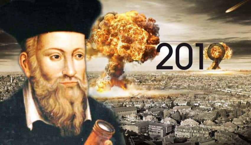 Profecías de Nostradamus 2019 (Parte I)