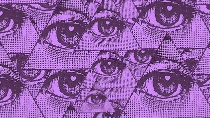Violeta: el color del poder oculto