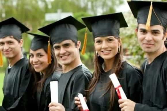 graduandos de las universidades