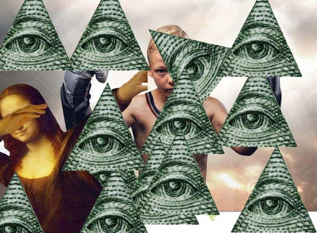 illuminati kitsh boy dab: una sociedad secreta