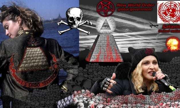 ¿Es Madonna la lidereza del Nuevo Orden Mundial?