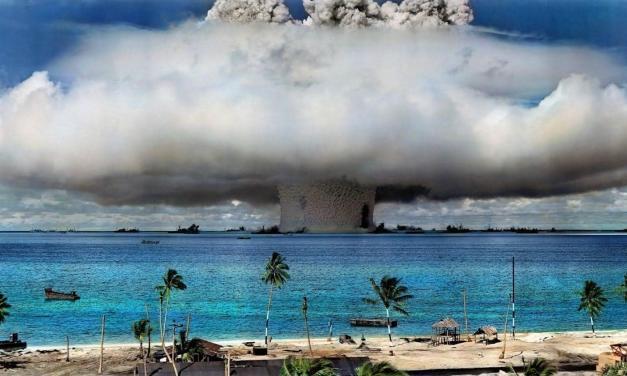 Tiran Bomba Nuclear en Caracas