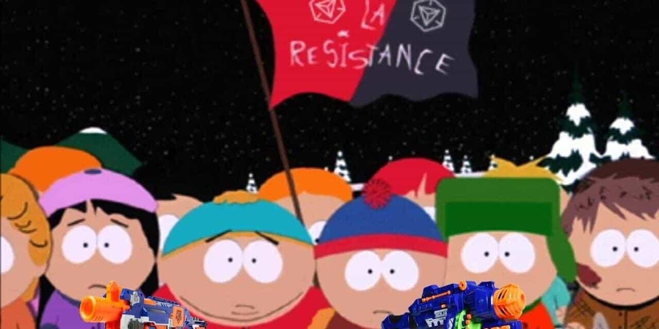 La guerra no violenta (y la resistencia)