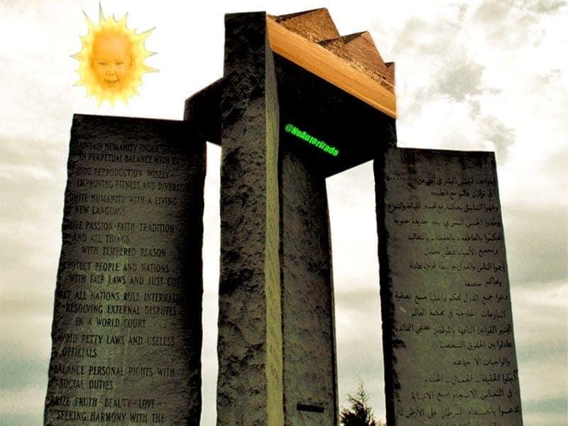 ¿ES ESTA LA VERDADERA RAZÓN DE LA UBICACIÓN DE LAS GUIDESTONES DE GEORGIA?