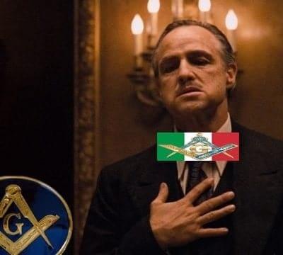 el padrino masoneria italiana