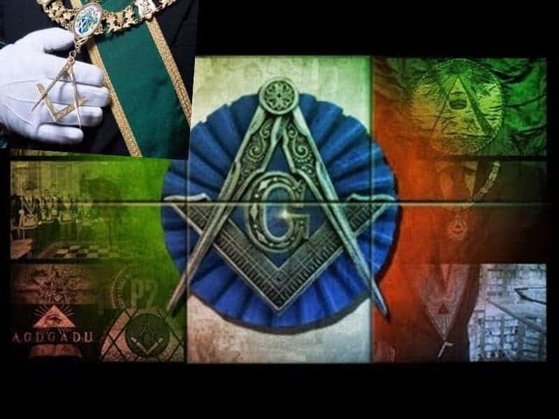 Masonería italiana ¡y la mafia! (Operación Hiram) 😯
